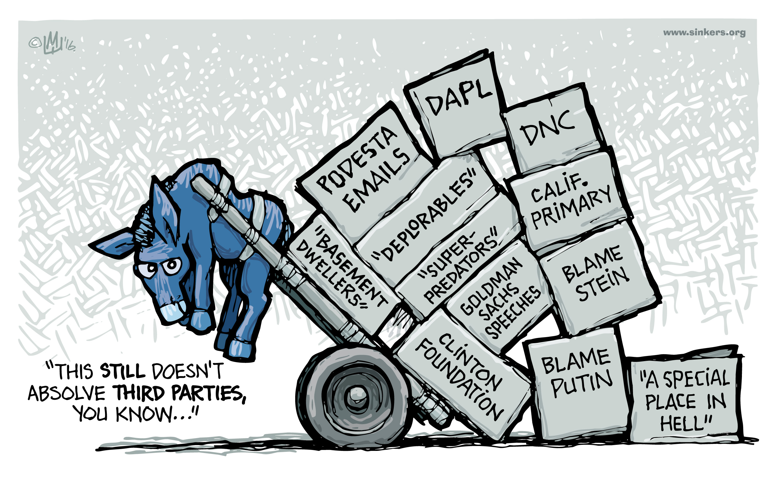 Image result for democrat donkey
