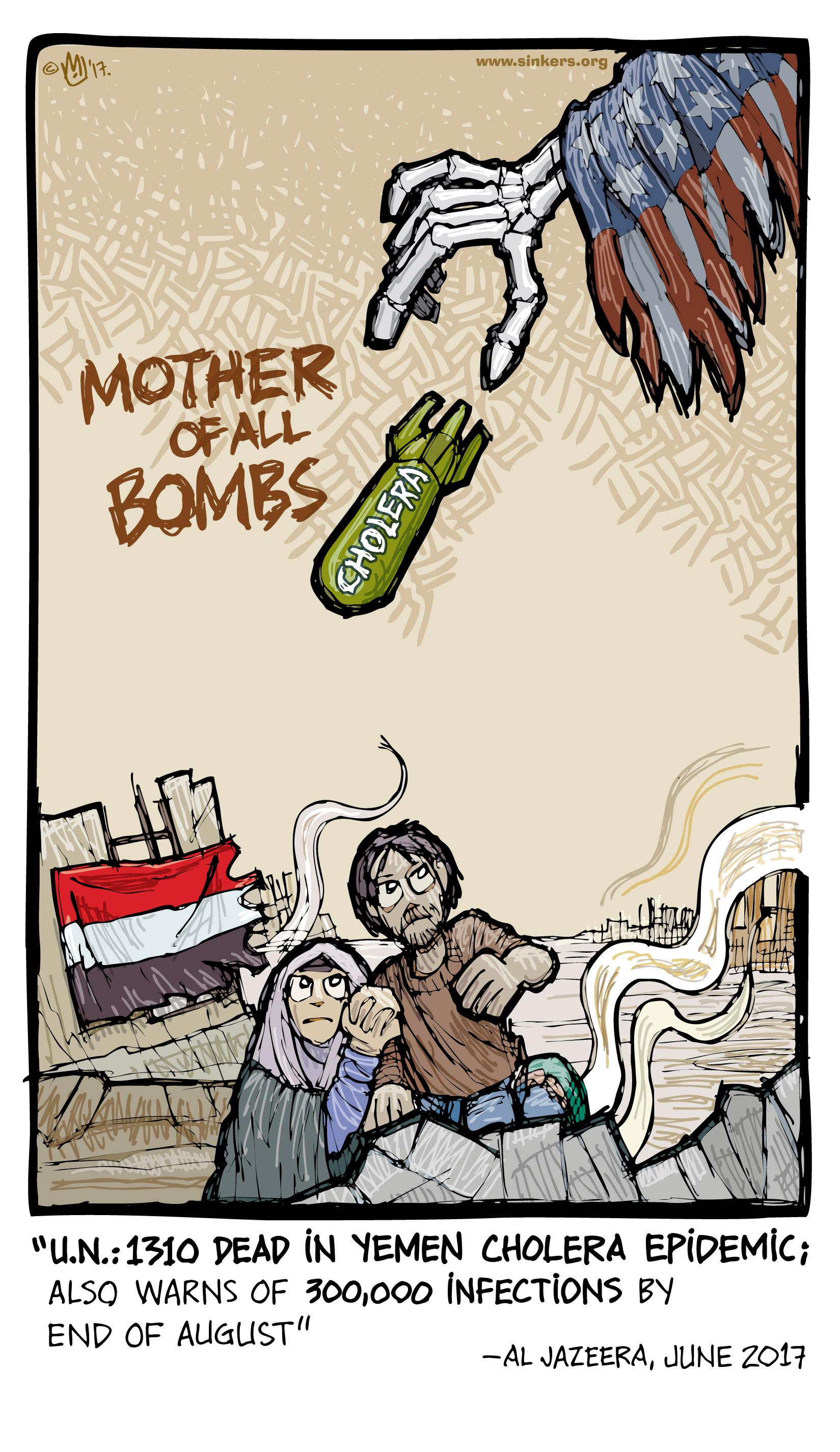 Mike Flugennock Political Cartoons